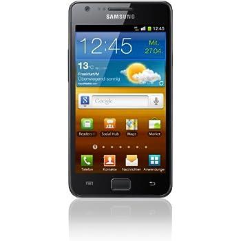 Samsung Galaxy S II plus Smartphone Bluetooth Wi-Fi Android 8 Go Bleu/Gris: Amazon.fr: High-tech