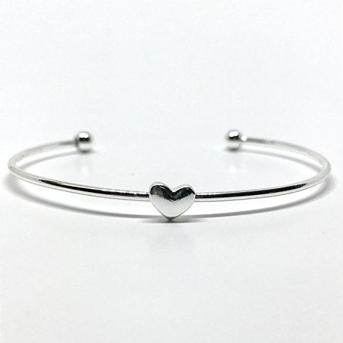GOODdesigns-modischer-Damen-Herz-Armreif-Armspange-aus-925-Sterlingsilber-plattierter-Kupferlegierung-in-Silber