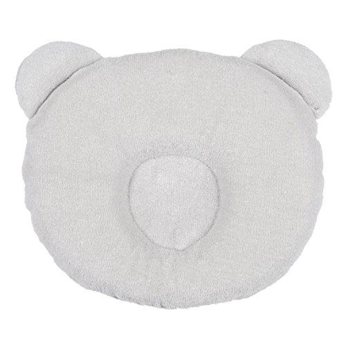 Candide 273610 P'tit Panda Kissen, grau -