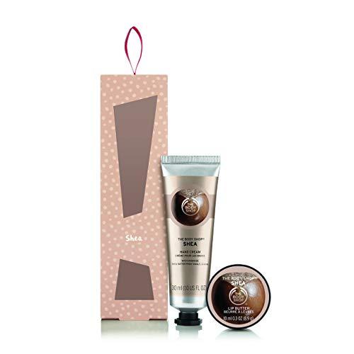 The Body Shop Shea Soft Hands, Set de regalo de besos cálidos