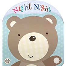 Night Night Shaped Foam Book (Little Learners) by Parragon Books (2012-03-01)
