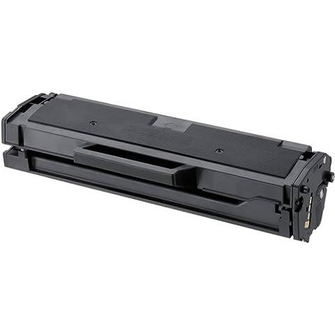 Doitwiser ® Samsung ML-1660 ML-1660N ML-1665 ML-1670 ML-1675 ML-1865 ML-1865W SCX-3200 SCX-3200W SCX-3205 SCX-3205W - MLT-D1042S Cartucho de Tóner Monocromático Compatible - MLT-D1042S (Capacidad: 1500