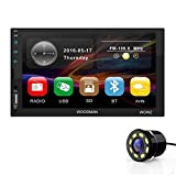 Woodman Wow MP5 Touch Screen Car Music System Car Stereo (Double Din)