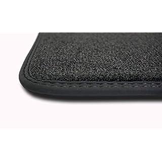 Passgenaue Fußmatten für Ihren C5 | Ausführung: Tourer | Baujahr: 2008-2017 | 3-teilig | Material: Saxony | Erstklassige Qualität