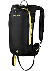Mammut Lawinenairbag Rocker Protection Airbag, Black-Yellow, 50 x 25 x 20 cm, 2610-00741-0073