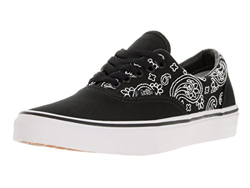 Herren Sneaker Vans Era Sneakers (bandana stitch) black/tr