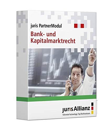 juris PartnerModul Bank- und Kapitalmarktrecht: partnered by C.F. Müller | De Gruyter | dfv Mediengruppe | Erich Schmidt Verlag | RWS Verlag | Verlag Dr. Otto Schmidt (juris PartnerModule)