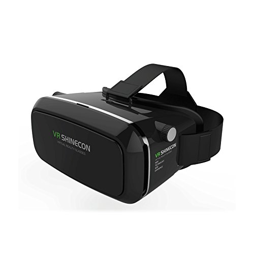 Smart VR SHINECON Virtual Reality Headset 3D VR Glasses for...