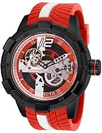 Invicta 28590 S1 Rally  Reloj para Hombre acero inoxidable Automático Esfera negro