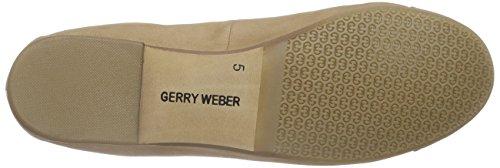 Gerry Weber - Luzy 01, Ballerines Pour Femmes Brunes (braun (sisal 206))