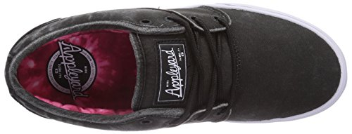 Globe Mahalo, Sneaker Unisex-Adulto Nero (10873 black wash)