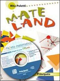 Mateland. Figure. Per la Scuola media. Con espansione online: 1