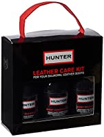 Hunter Leather Care Kit for cleaning and maintaining leather footwear