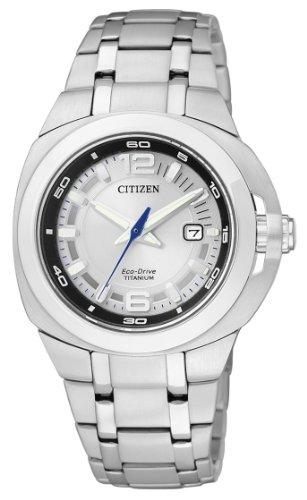 Citizen supertitanio eco drive ew0930-55a - orologio da polso donna