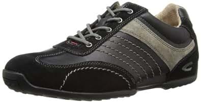 camel active Space 12, Herren Sneakers, Schwarz (black/grey), 39 EU (6 Herren UK)