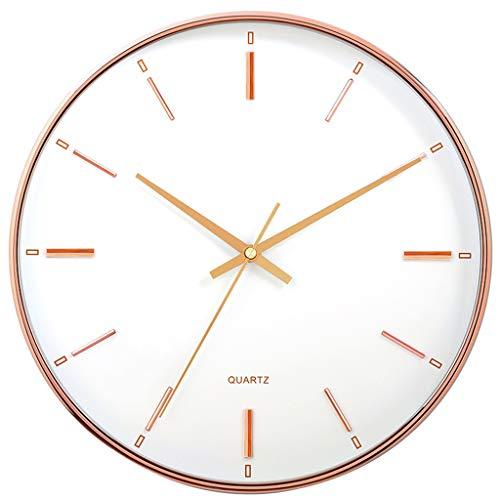 Orologio da parete home decor orologio da parete al quarzo silenzioso orologio da parete dorato - orologio da parete americano --3d orologio da parete - puntualità - minimalista - soggiorno ufficio