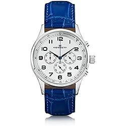 Savro Silver Royal Blue Modern
