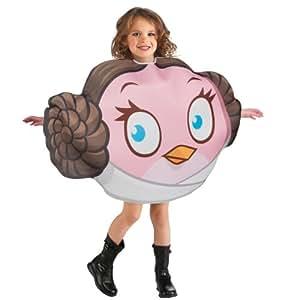 Déguisement Angry birds Princesse Leia enfant Taille Unique