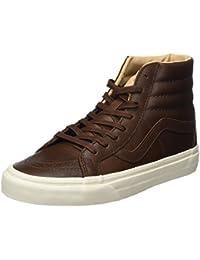 U SK8-HI REISSUE DX REPTILE BLACK - CALZADO - Sneakers abotinadas Vans