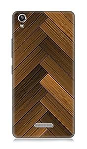 Lava Pixel V1 3Dimensional High Quality Designer Back Cover by 7C