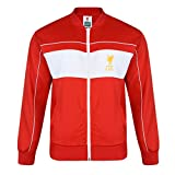 FC Liverpool 1982 Home Trackjacket Trainingsjacke (red/White, S)