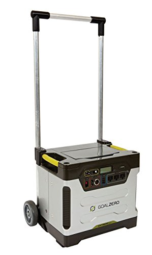 Goal Zero Yeti 1250 220V Power Pack with Cart