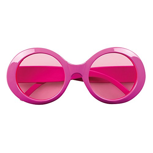 PARTY DISCOUNT Brille Jackie, neon ()