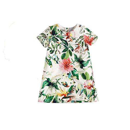 internet-baby-girls-broken-flower-brand-print-dress-2-7y-3-4y-green