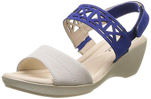 Luxat  Lalie,  Sandali donna Blu blu 40