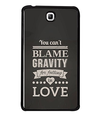 PrintVisa Designer Back Case Cover for Samsung Galaxy Tab 3 (7.0 Inches) P3200 T210 T211 T215 LTE (Love Lovely Attitude Men Man Manly)  available at amazon for Rs.249