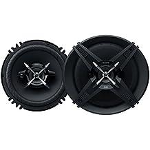Sony XS-XB160 - Altavoces coaxiales para coche de 50W (3 vías, 16 cm), negro