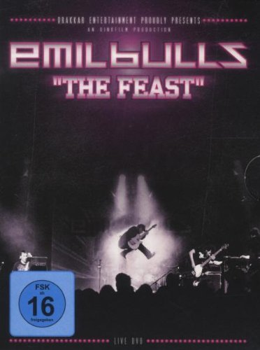 Emil Bulls - The Feast - Dvd (+CD)