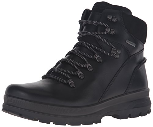 Ecco Rugged Track, Chaussures D'escalade Homme Noir (black51052)