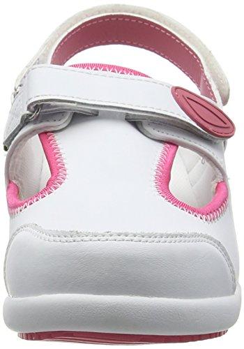OXYPAS Carin, Chaussures de sécurité femme Blanc (fux)
