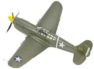 Revell Modellbausatz 00409 Curtiss P-40E - Tomahawk a escala 1:72