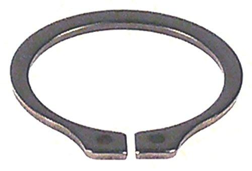Sicherungsring Edelstahl Materialstärke 1,2mm Welle 19mm