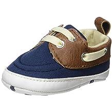 ZIPPY Zapatos Náuticos para Recién Nacido, Mocasines (Loafer) Bebé-para Niños