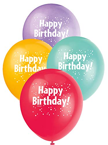 Ballon Geburtstag Latex-Ballons 12