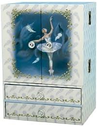Spieluhrenwelt 22102 - Joyero musical, 16 cm