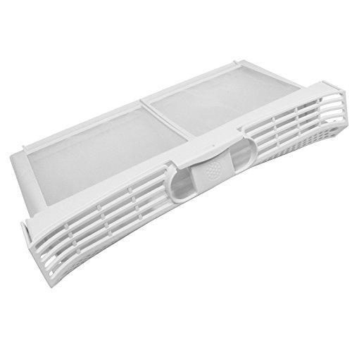 Filtro de pelusa Spares2go para secadora Siemens