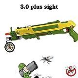 yzy Mouche Pistolet À Sel 2.0 Mosquito Blow Salt Insect Killer Gun Airsoft pour...