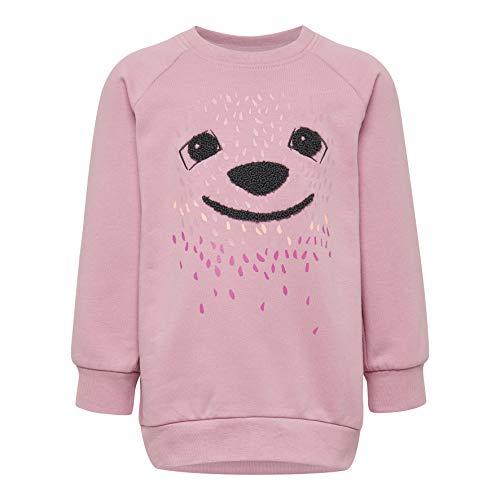 Lego Wear Baby-Mädchen Duplo Girl LWSOPHIA Sweatshirt, Rosa (Rose 434), Herstellergröße: 98
