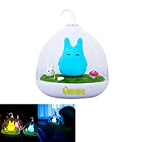 niceEshop TM Portable Creative Touch Sensor USB LED Baby Night Light Kids Lamp for Children (Yellow) by niceeshop