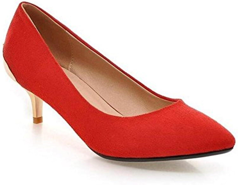 Bouche De Chaussures Superficielle Cour Pointu Métal Xie Perlées 5CXzwqq