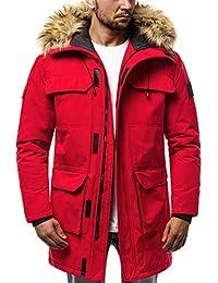 Suchergebnis auf für: Rote Jacke Herren: Bekleidung