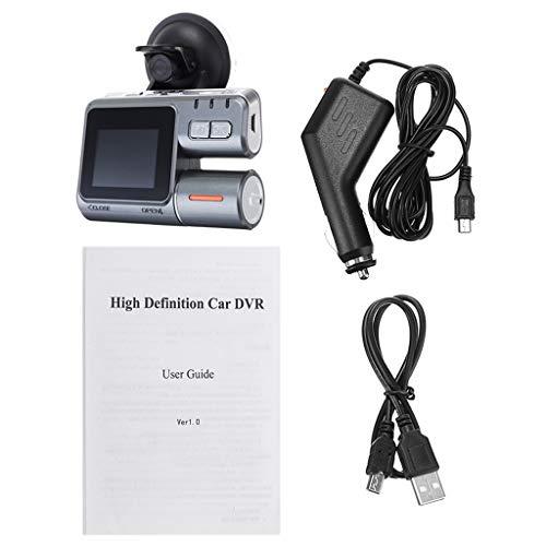 B Blesiya Autokamera Dashcam 1080p HD Nachtsicht Dashboard Kamera Driving Recorder DVR für Auto Fahrzeuge
