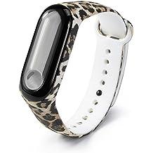 LANSKIRT Modelo de Moda TPU Correa de Reloj Pulsera Inteligente smartwatch Extensibles Pulsera para XiaoMi Mi