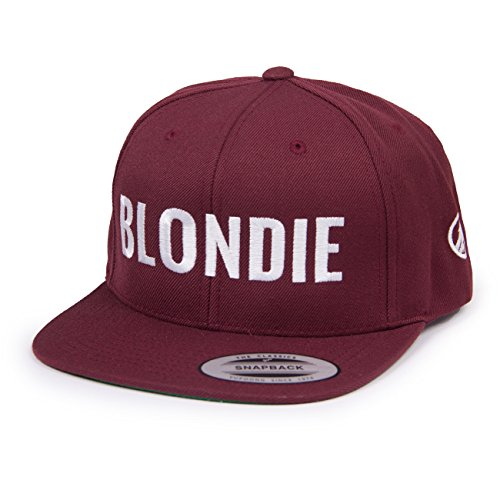 *Vogelwuid Damen Cap Blondie , Größe:ONESIZE, Farben:maroon*