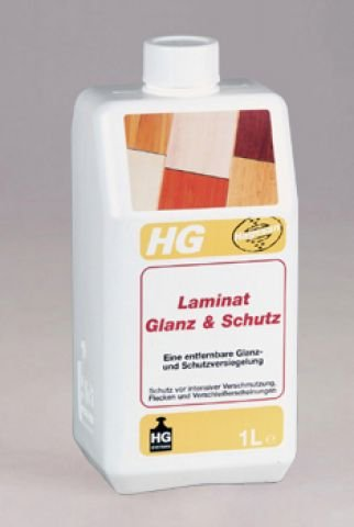 HG Laminat Glanz & Schutz 1 L - Hg Platten