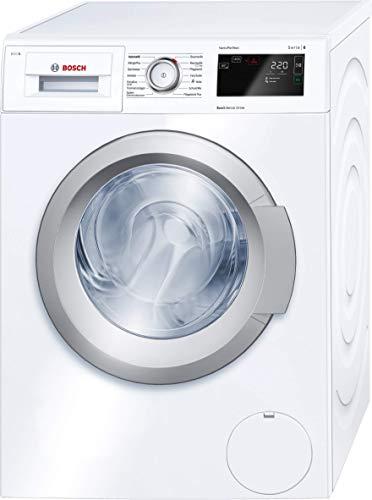 Bosch WAT28640 Serie 6 Waschmaschine Frontlader / A+++ / 137 kWh/Jahr / 1400 UpM / 8 kg / i-DOS intelligente Dosierautomatik / EcoSilence Drive